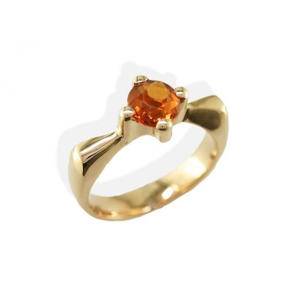 kaufen Citrin Ring RGHS022