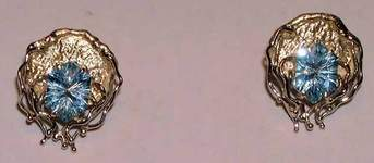 kaufen Topas-Ohrringe