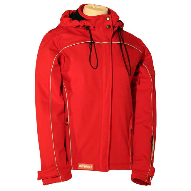Jacke Soft-Shell Alea
