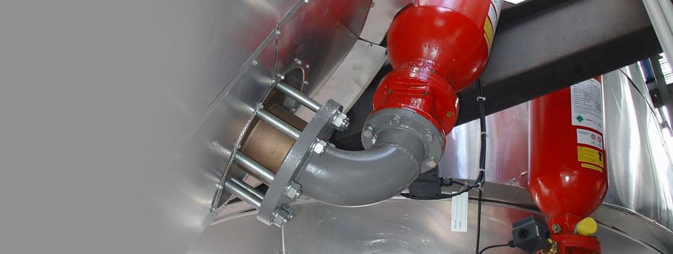 kaufen FireDeTec® Gas-Löschsystem