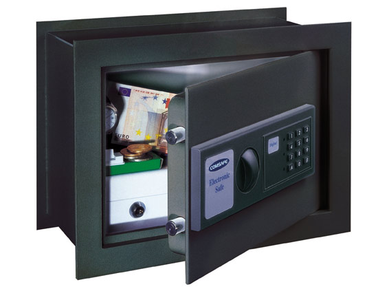 Comsafe Elektronik-Wandtresor Wallmatic