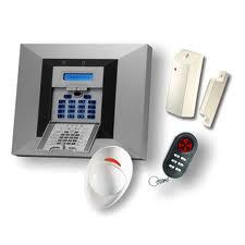 kaufen Alarmanlagen - Verdrahtete und Hybridsysteme