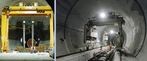 kaufen Tunnelbau Sonderkrane
