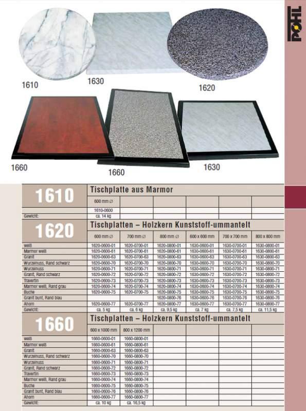 kaufen Tischplatten