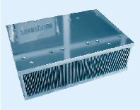kaufen Soldered Fin Heat Sinks