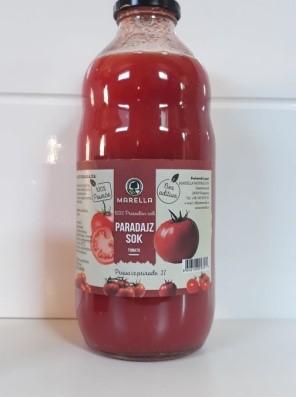 Te koop Tomatensap (100% plantaardig)