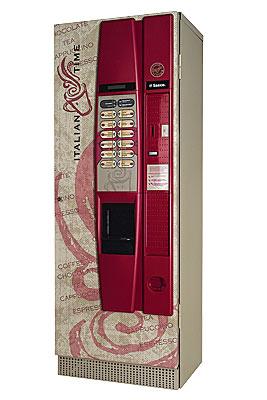 """Фотография  """"1 """". Торговый автомат Saeco Cristallo 600."""