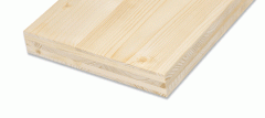 5-Schicht-Nadelholzplatte