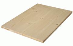 Dreischicht-Nadelholzplatte