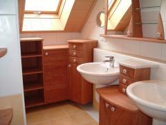 Maßgefertigte Badezimmer