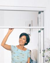 Insektenschutz für das Fenster