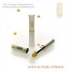 Lippenbalsam 999 Gold & Pearl