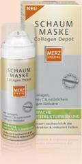 Schaum-Maske Merz Spezial Collagen Depot