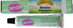 Zahnpaste Dentie , 80 g, 1 Tube