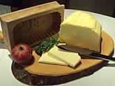 Butter aus Sauerrahm