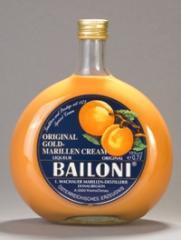 Gold-Marillen Cream Likör