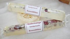 Rosenblüte Badestange
