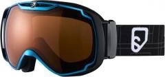 Skibrille Salomon XTEND XPLORE6 S Blue