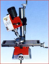 Drilling and milling table