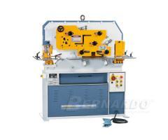 Press-scissors combined hydraulic