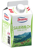 Desserta Sauermilchprodukte