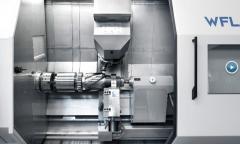 Machine tools turning universal the raised