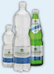 "Mineralwasser ""Güssinger Still"""