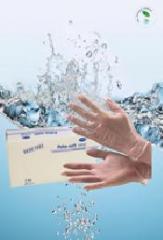 Handschuhe Vinyl Hygiene
