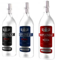 Diplomat Wodka