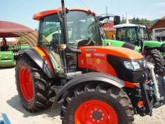 Traktoren Kubota M 9540