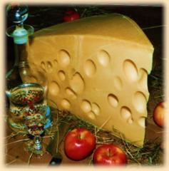 Adneter Bio - Emmentaler Käse