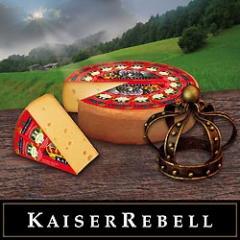Kaiserrebell Käse