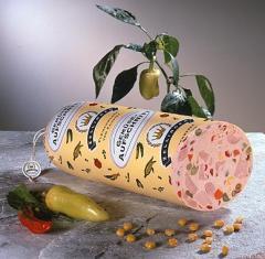 Gemüseaufschnittwurst