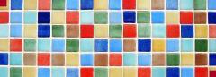 Mosaik Kachel