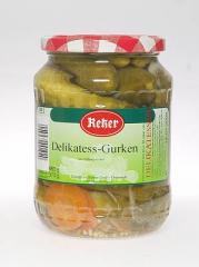 Delikatess-Gurken