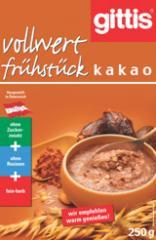 Gittis Vollwert-Frühstück Kakao 250g