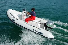 Motor raw boats