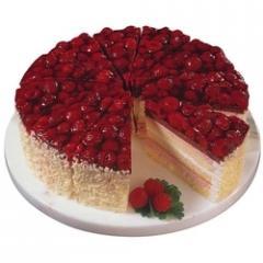 Himbeer-Joghurt-Obers-Torte