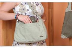 Hanf-Taschen