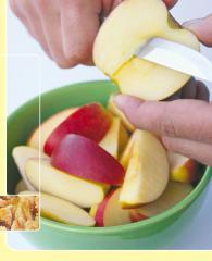 Äpfel für Weiterverarbeitung
