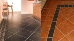 Fußboden Keramik