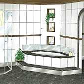 Керамични плочки за баня