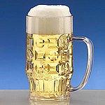 Bierkrug 0,3l / 0,4l / 0,5l aus Kunststoff