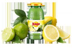 Fruchtsaft Lemon Lime