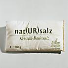 Nat(UR)salz Kristall-Badesalz