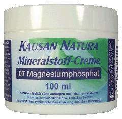 Kausan Natura Mineralstoff Creme
