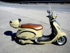 Elektro-Roller Wav-Es