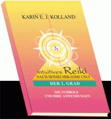 Buch Intuitives Reiki - Der 2. Grad