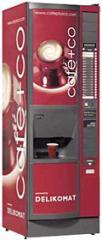 Café Espresso Heißgetränkeautomat
