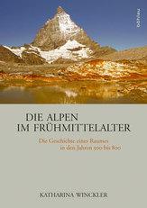 Buch Die Alpen im Frühmittelalter